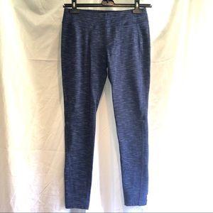 Lucy Powermax Hatha Collection capri leggings Sz L